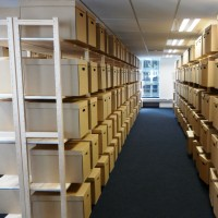 Shelving by the mile!  Product Code S2014