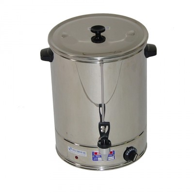 H8501 - Hot Water Urn - Roband - 20litres - Stainless Steel