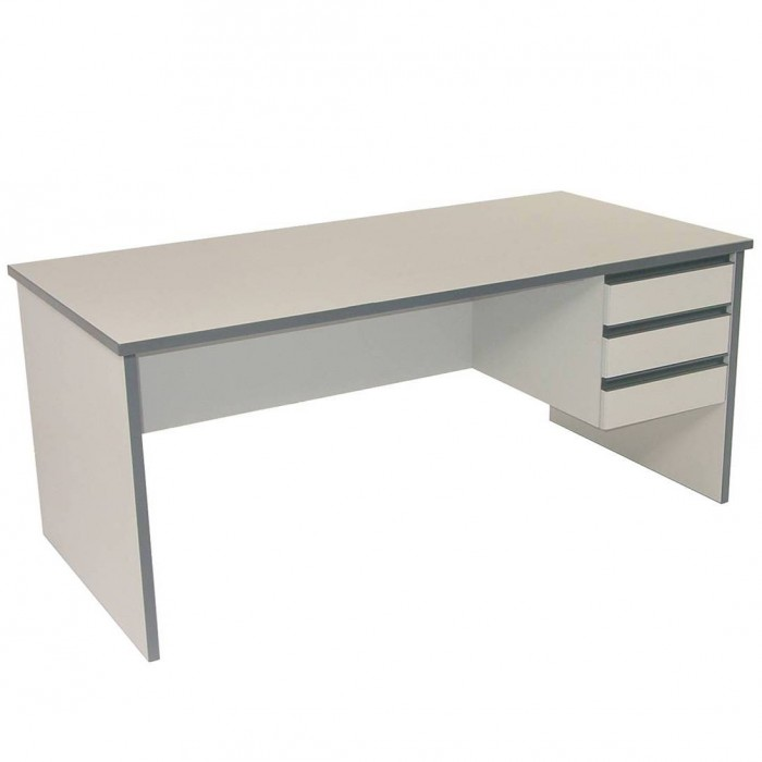 Office Furniture Hire Mascot Office Desk Grey X