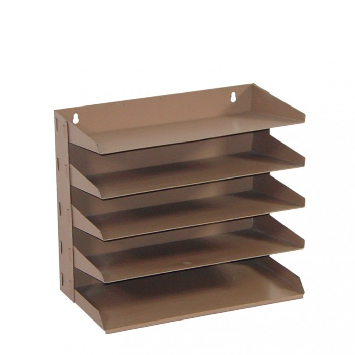 Office furniture hire letter rack cinnamon 5 tier for Furniture 6 letters