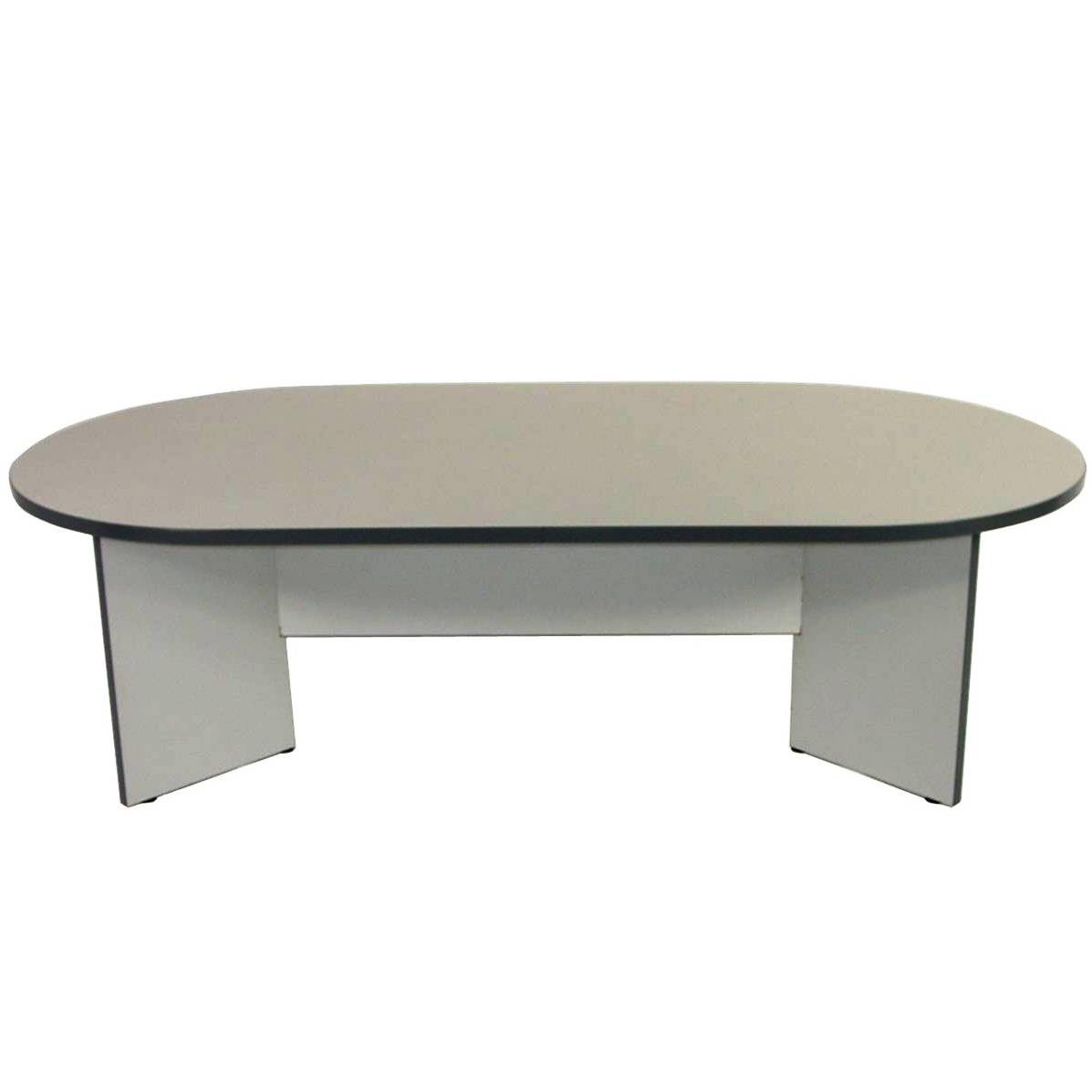 T4002 meeting boardroom table oxford grey top base 2400x1200